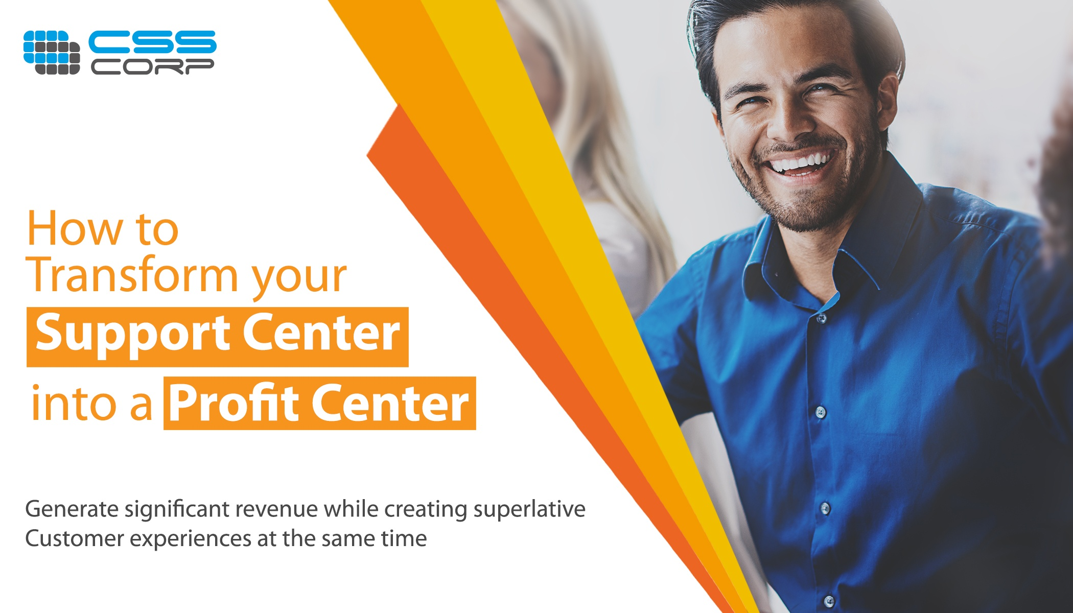 Cost Center to Profit Center