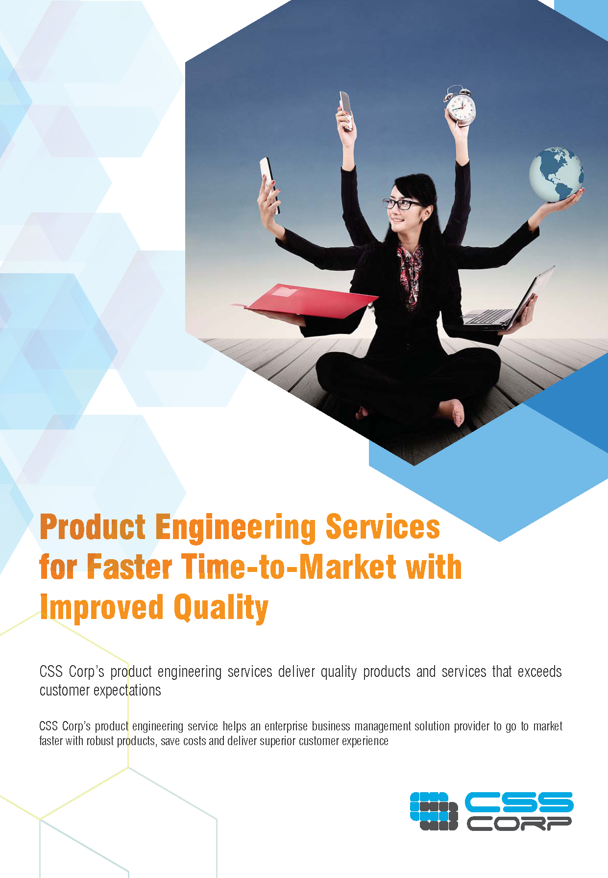 Product Engineering Services for Faster Time-to-Market