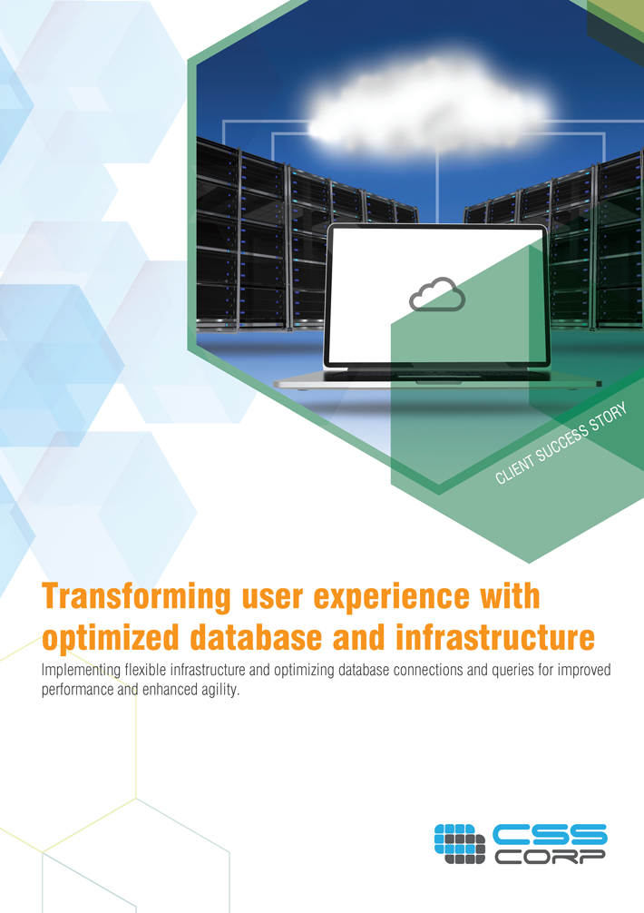 Transforming user experience with optimized database
