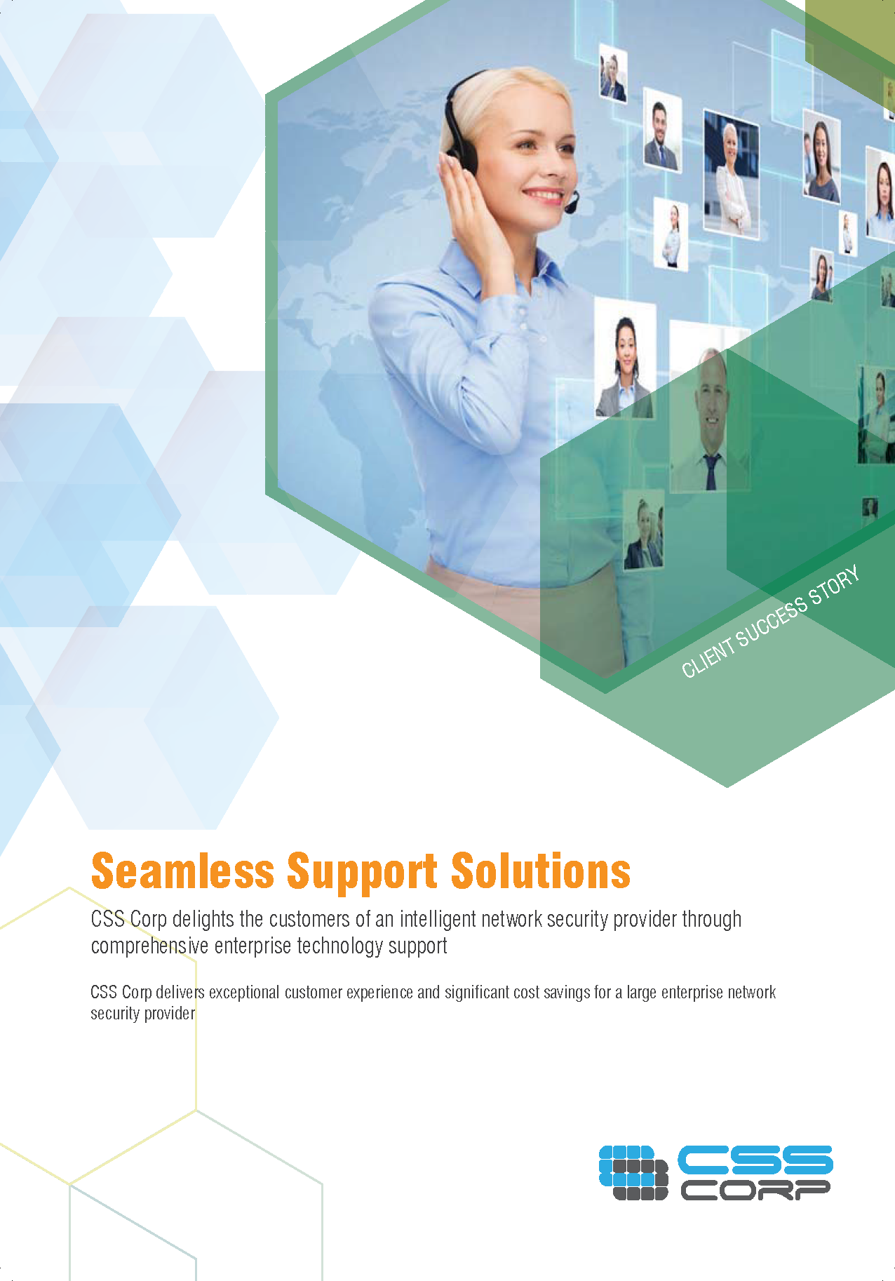 Seamless Support Solution