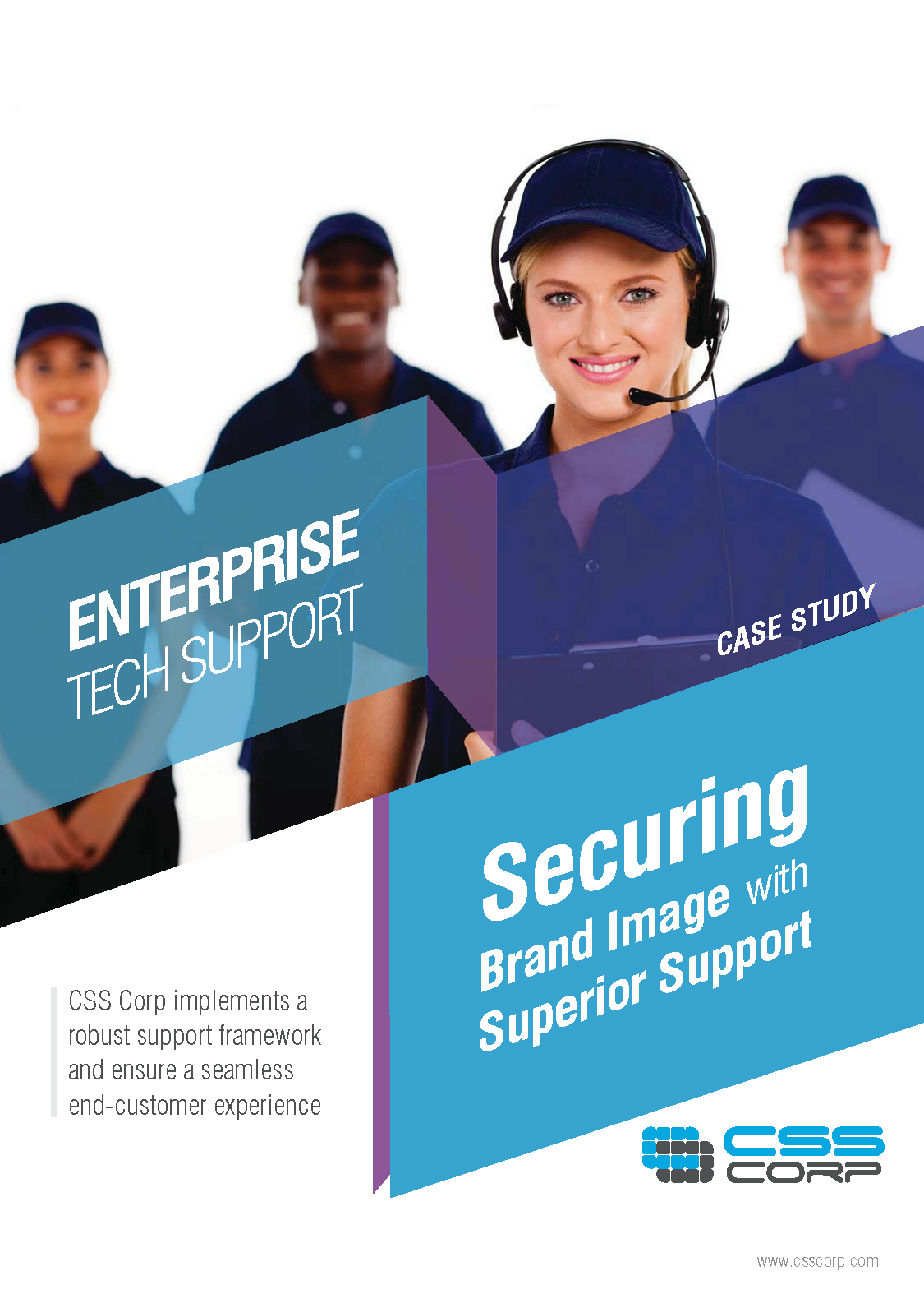 Securing Brand Image With Superior Support