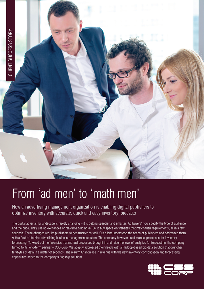 From 'ad men' to 'math men'