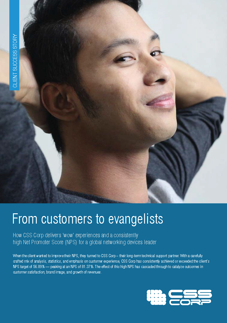 From Customers To Evangelists