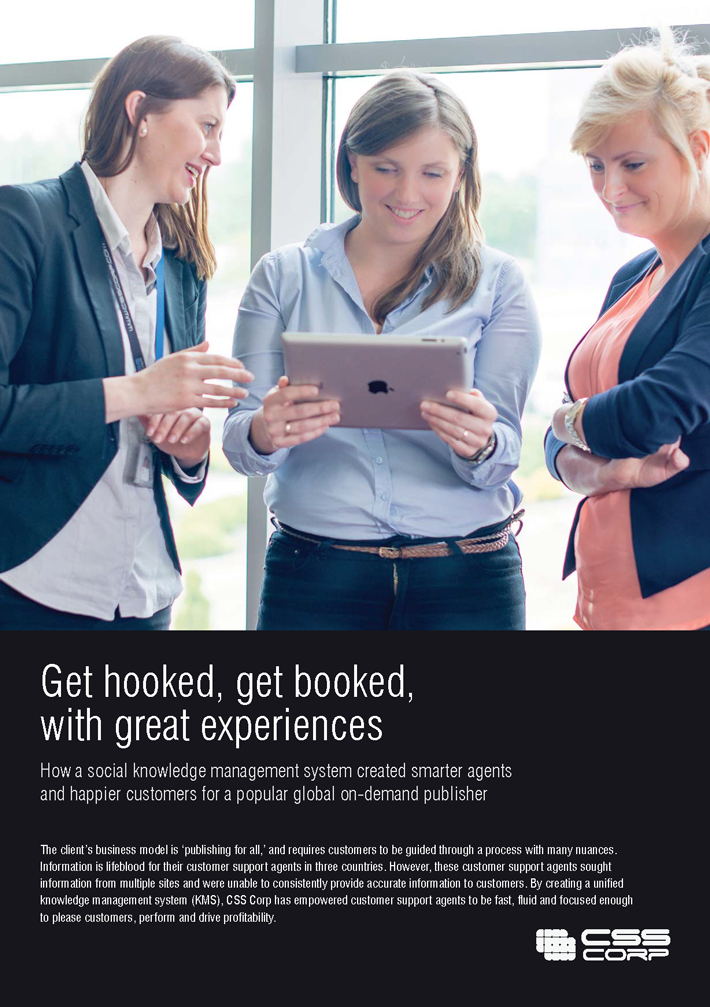 Get hooked, get booked, with great experiences