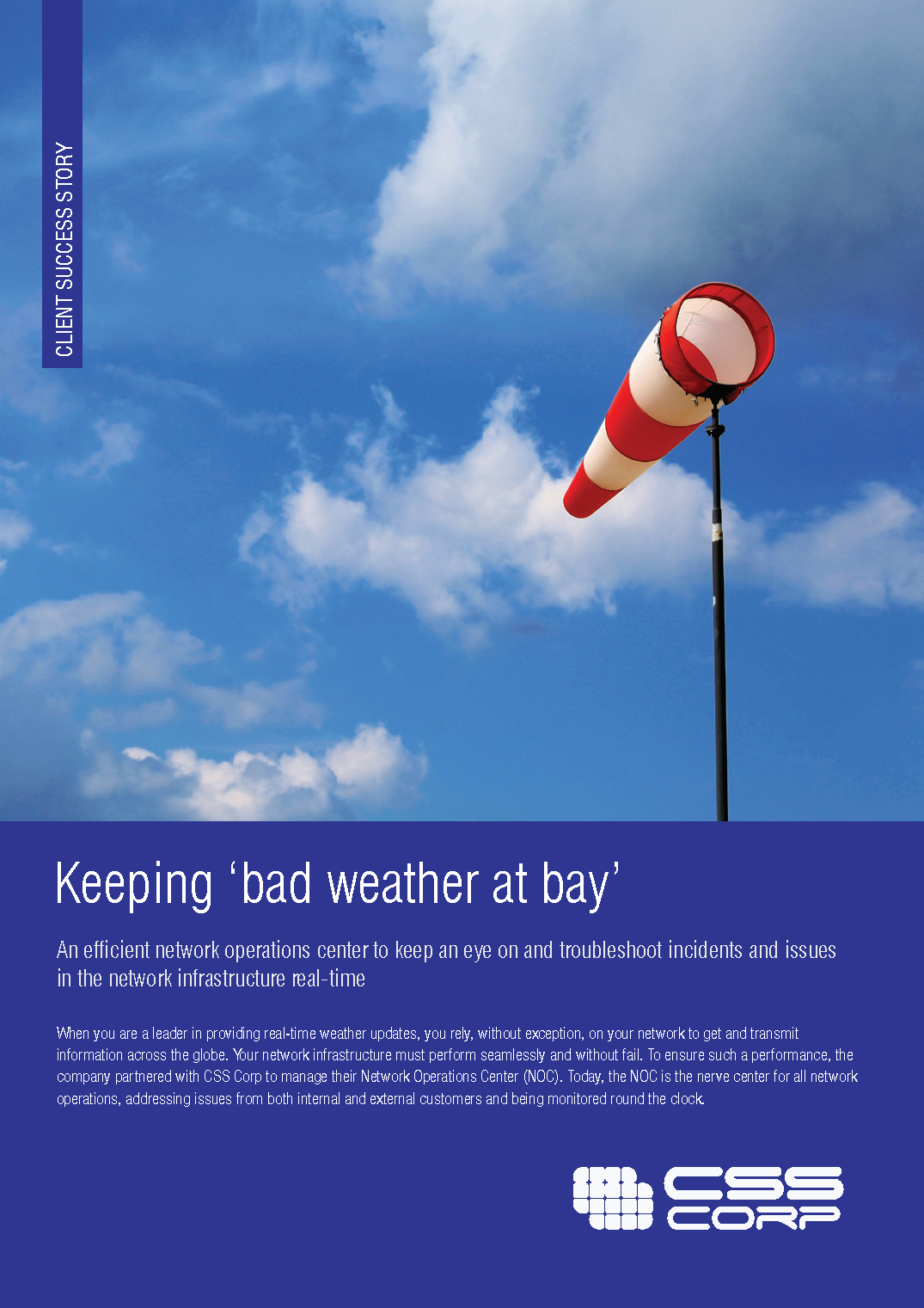 Keeping bad weather at bay