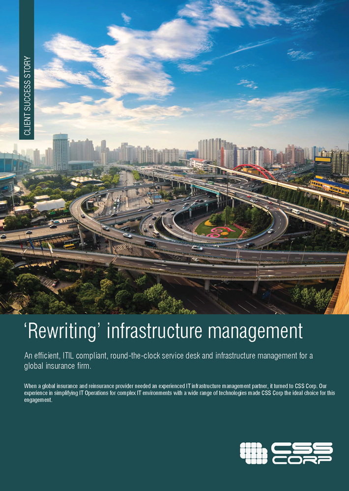 Rewriting infrastructure management