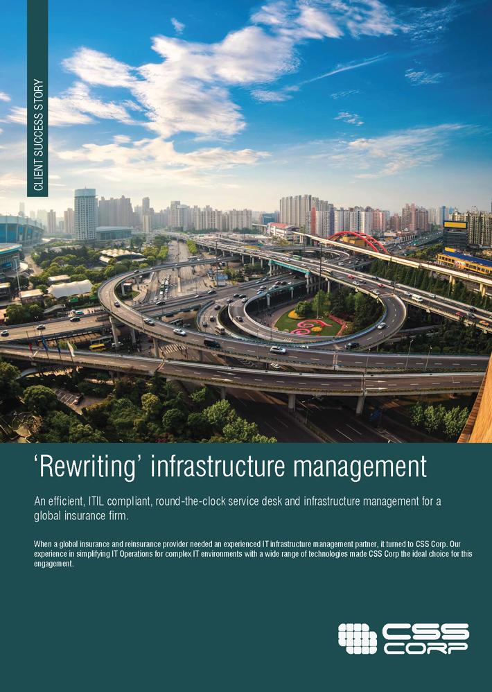 Rewriting infrastructure management