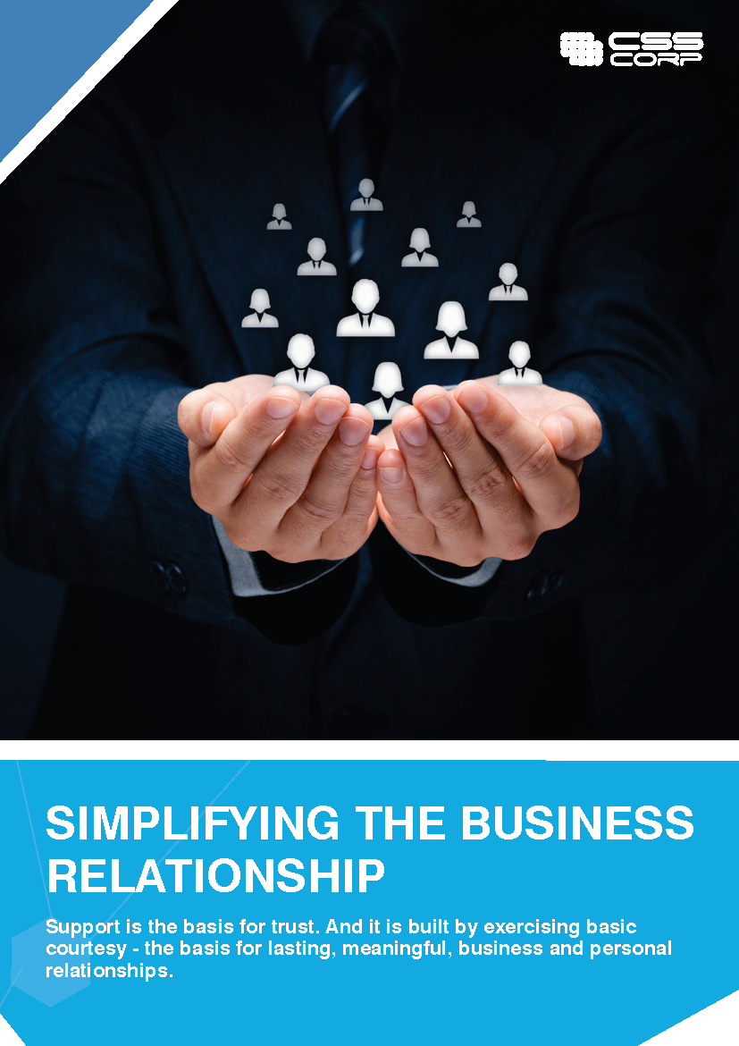 simplifying it infrastructure for better business outcomes