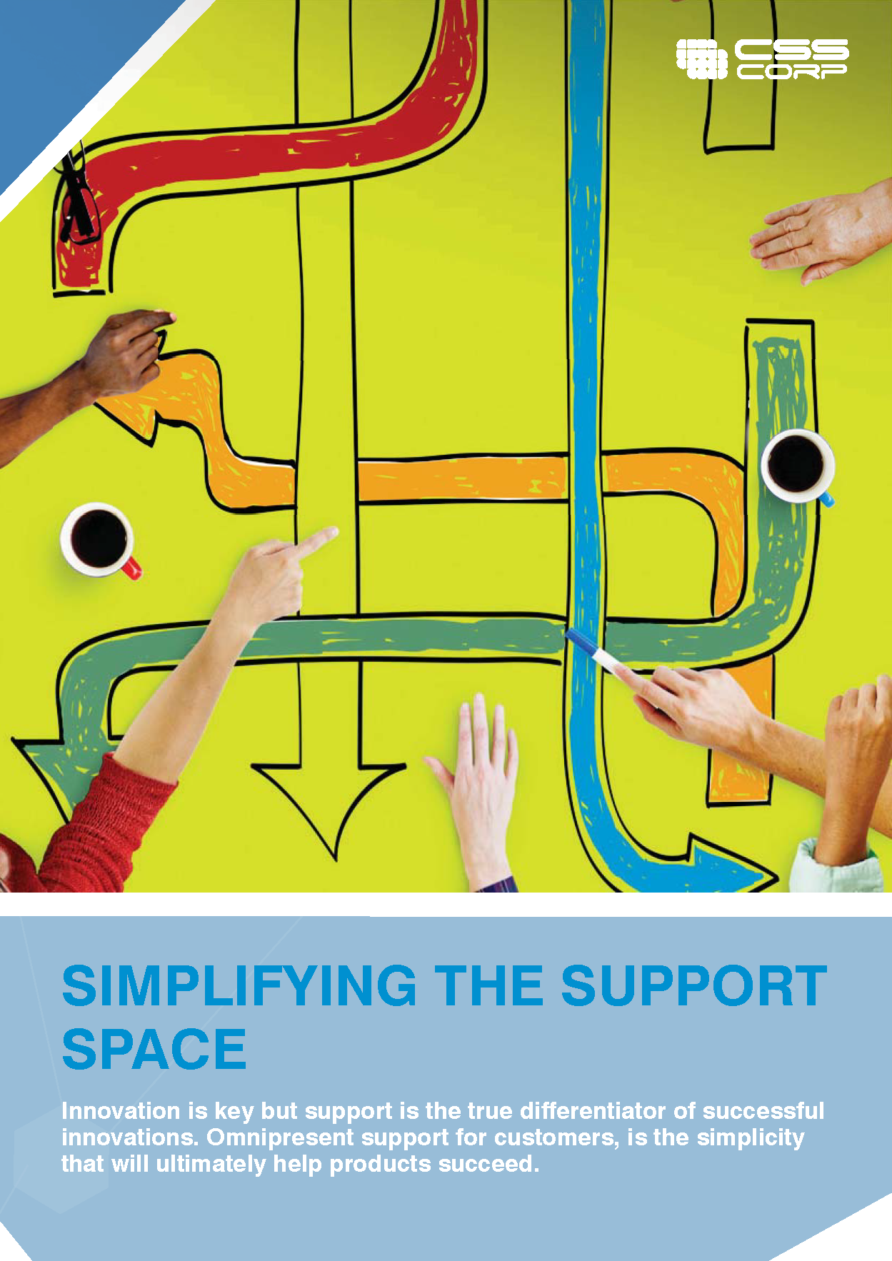 Simplifying the Support Space