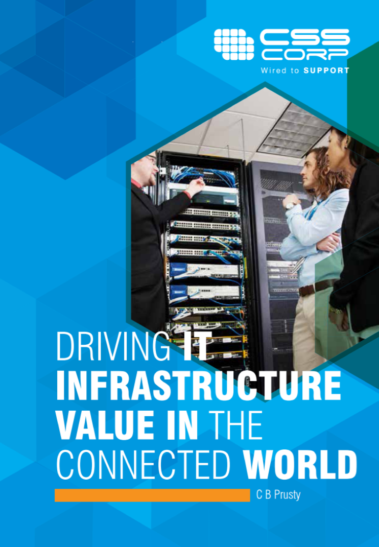 Driving IT Infrastructure value in the connected world