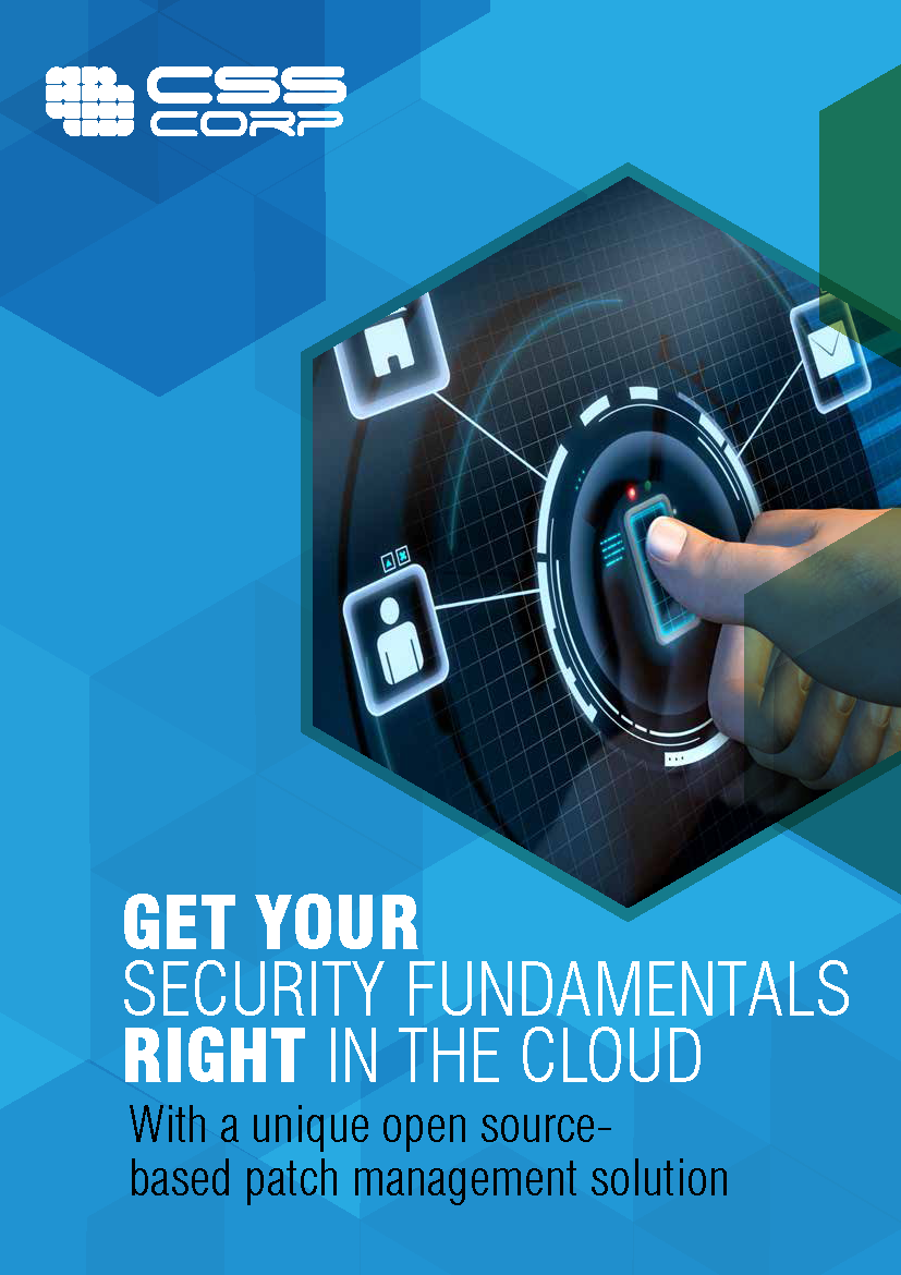 Get your security fundamentals right in the cloud