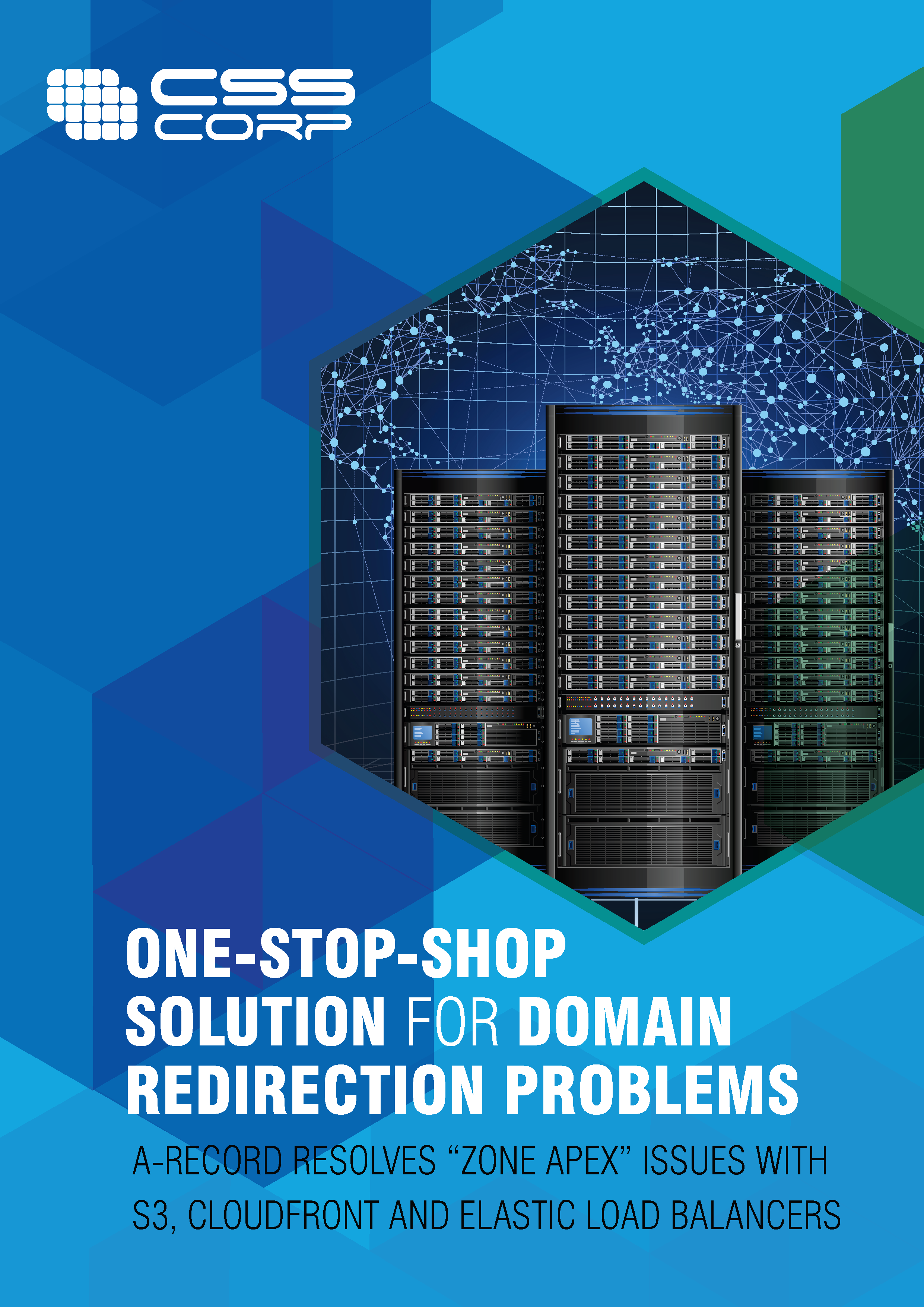 One-stop solution for domain redirection problems