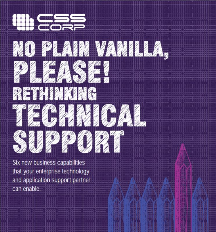 Rethinking Technical Support