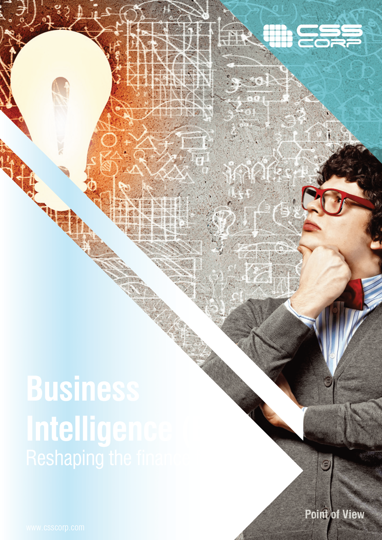 Business Intelligence in Reshaping Finance