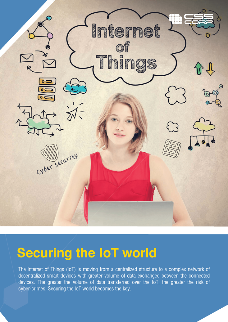 Securing the IoT world
