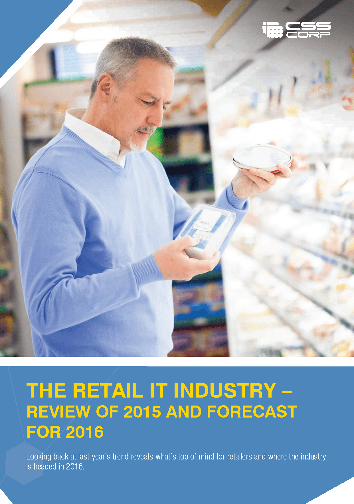 The retail IT industry