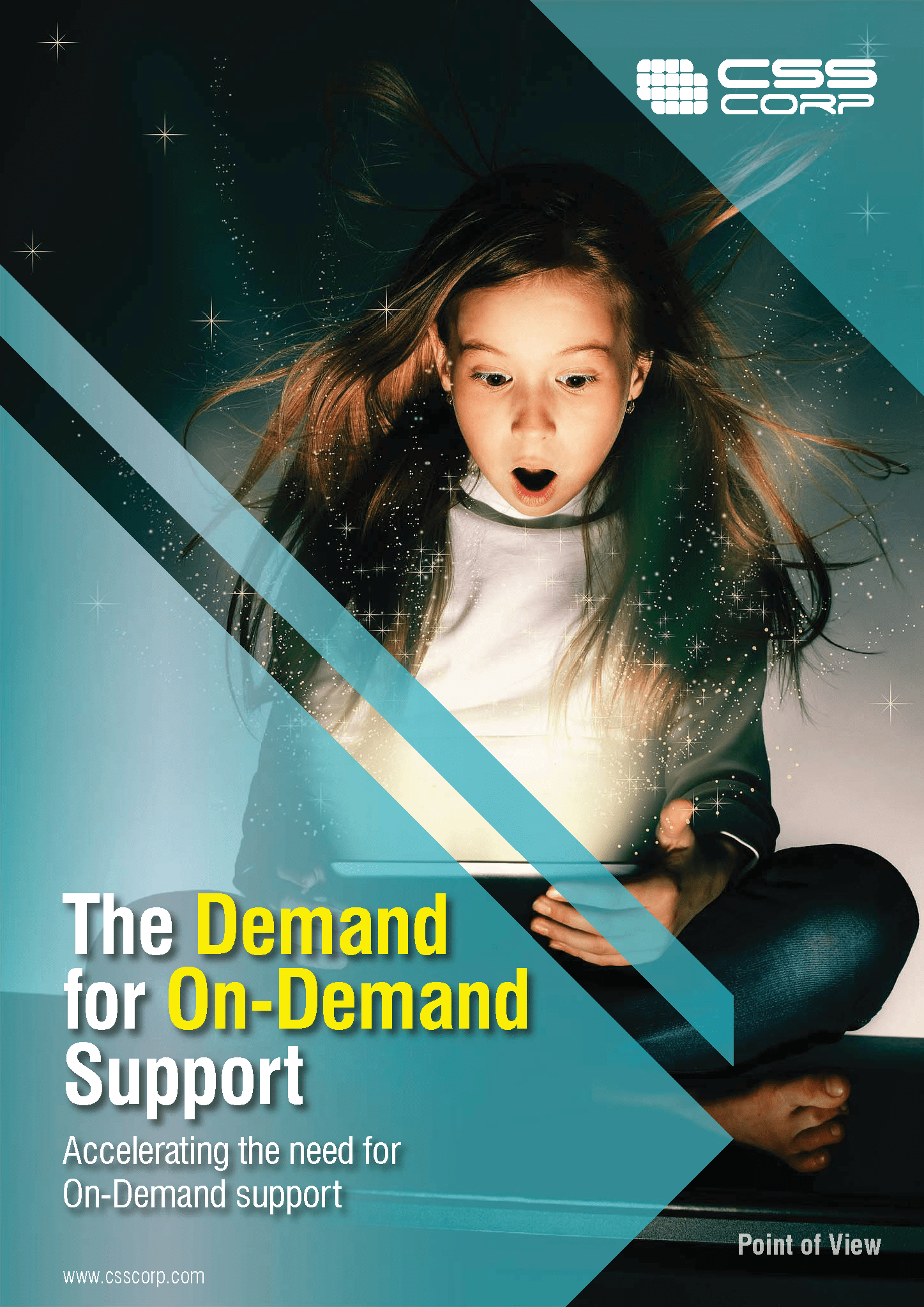 The demand for on-demand support