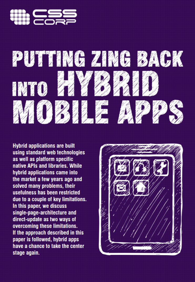 Putting zing back into hybrid mobile