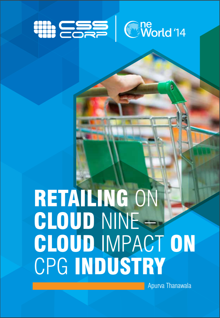 cloud impact on cpg industry