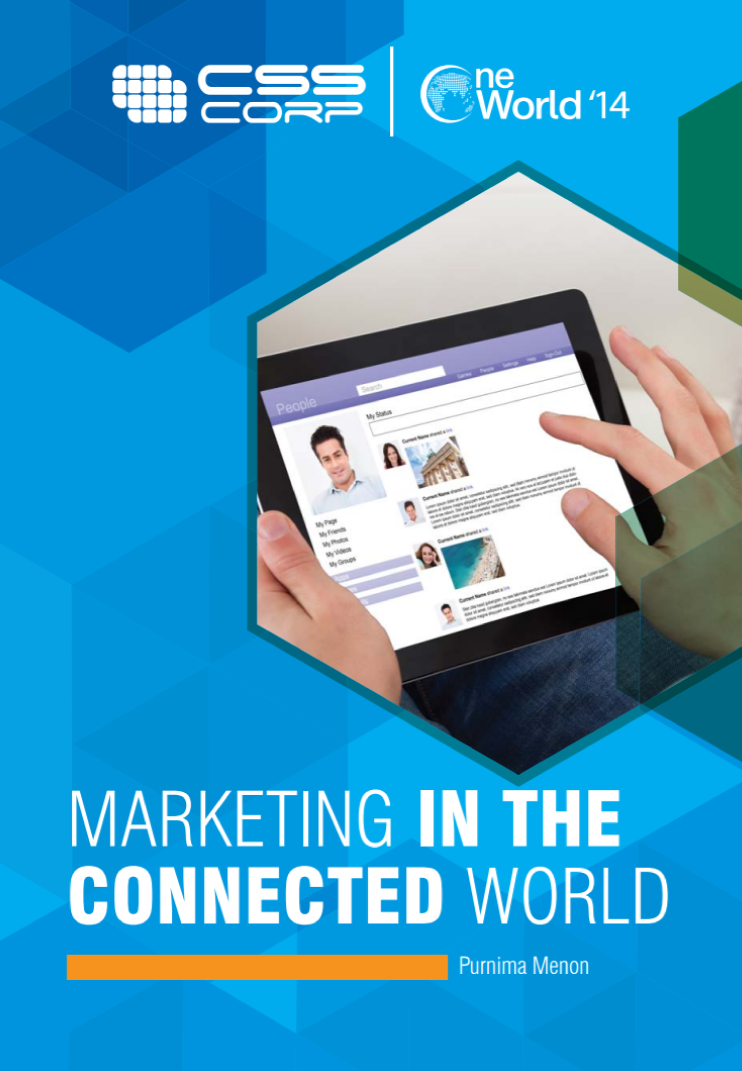 Marketing in the connected world