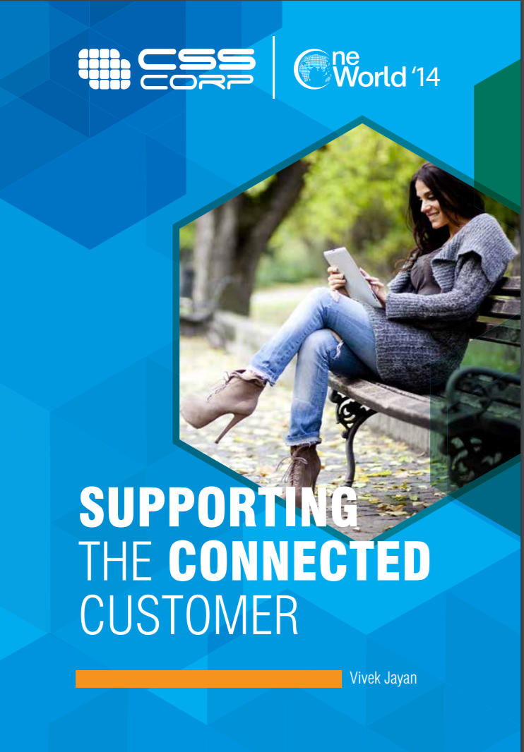 Supporting the connected customer