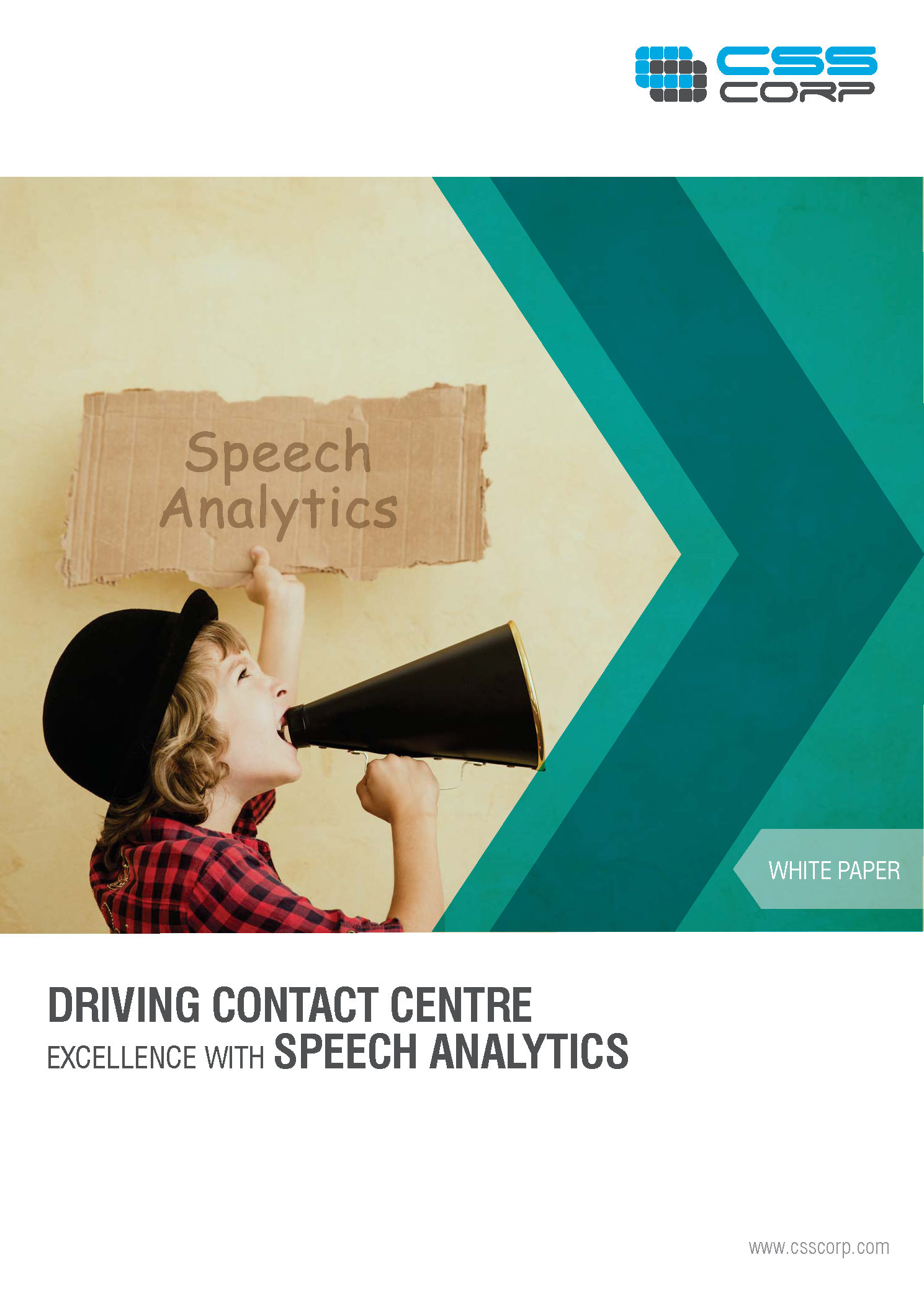 Driving Contact Center Excellence with Speech Analytics