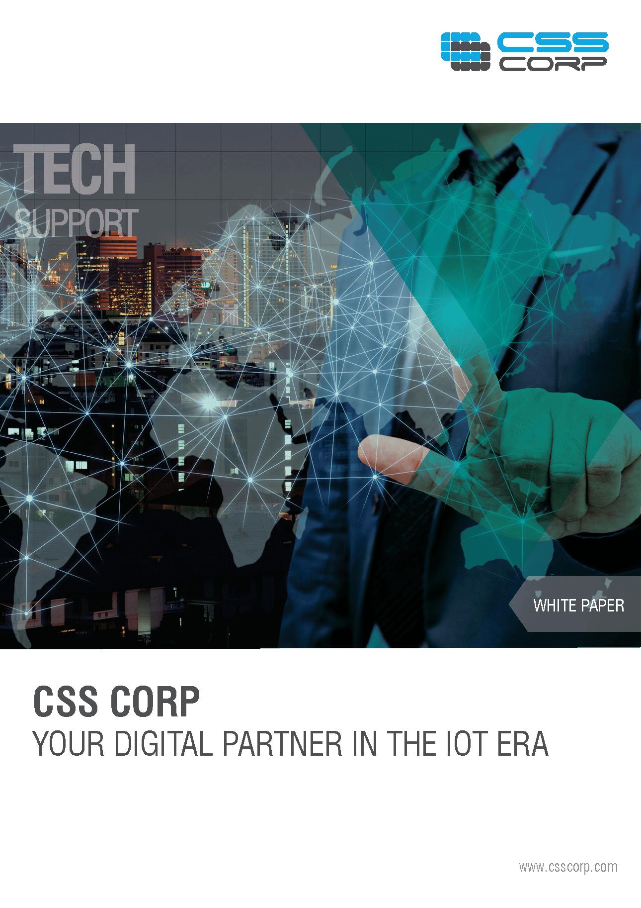 Your Digital Partner in the IOT era
