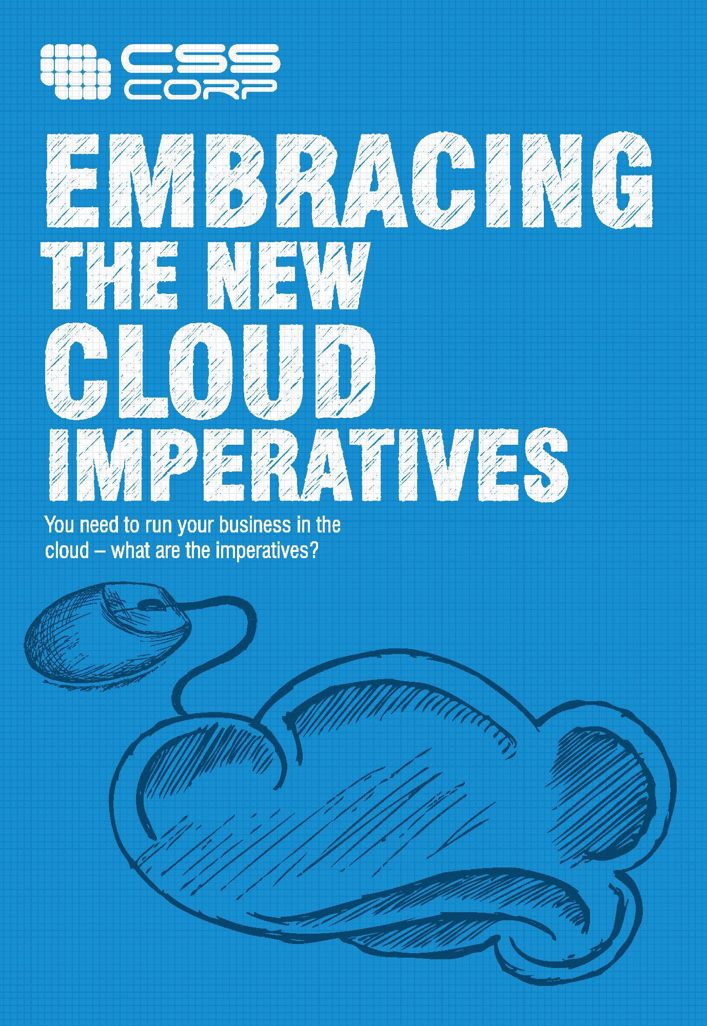 Cloud Strategy roadmap