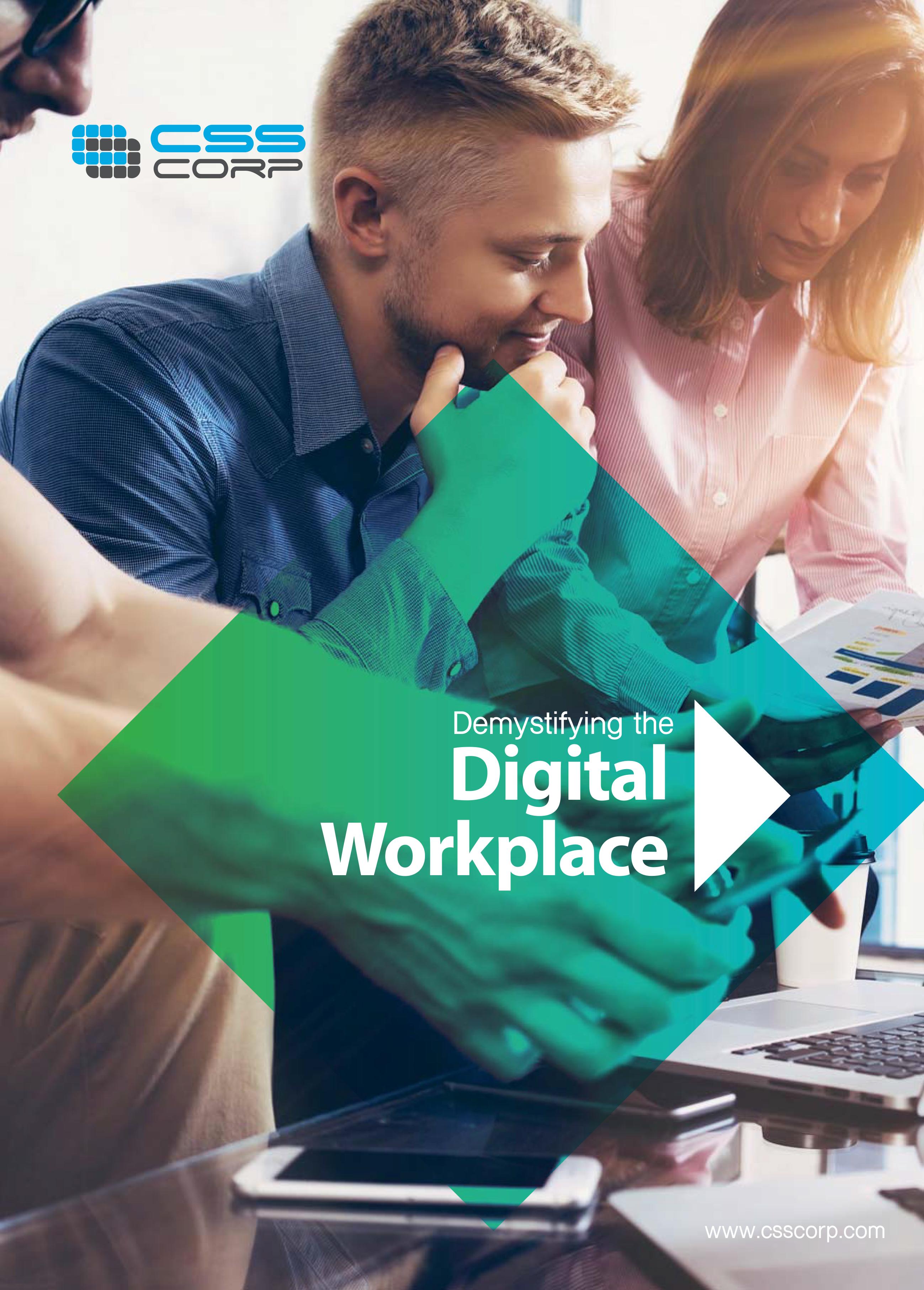 Demystifyiing the digital workspace